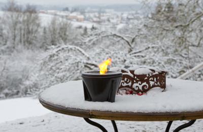 Schmelzfeuer Winter