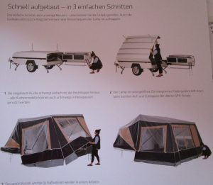 Camp-Let Faltcaravan